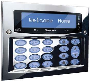 Locksmith in Bristol keypad